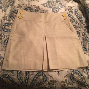 ❌J. Crew skirt